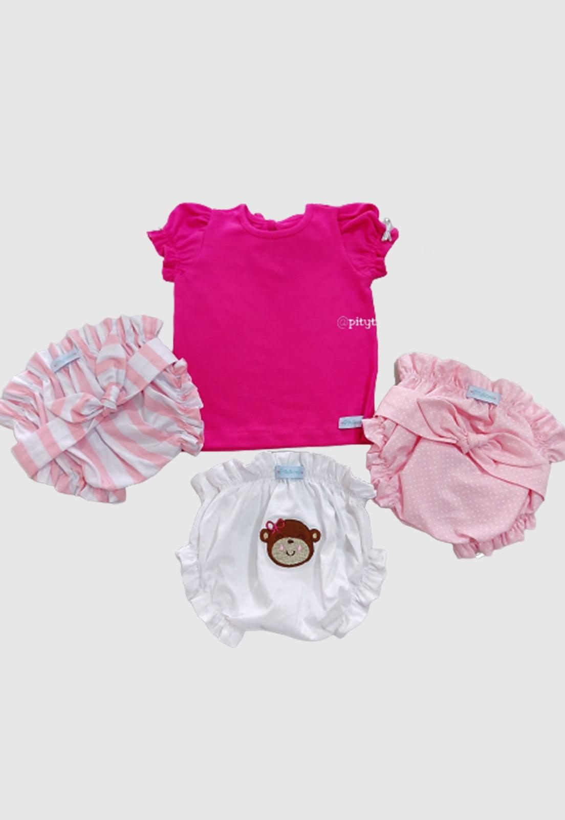 Combo Mamãe Ama - Pink Love