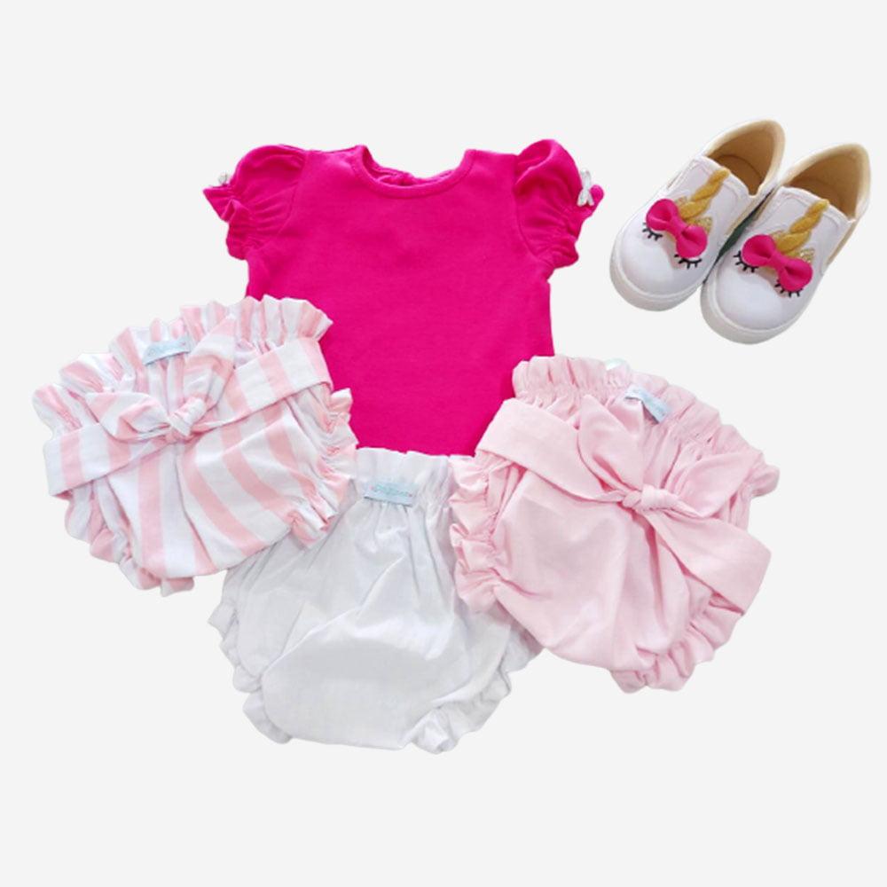 Maxicombo Mamãe Ama - Pink Love