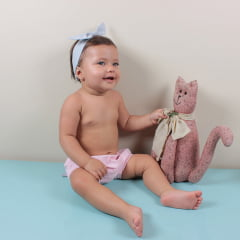CALCINHA INFANTIL METOO ROSA