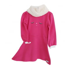 Kit Vestido Inverno Pityticos (vestido + mini cachecol)