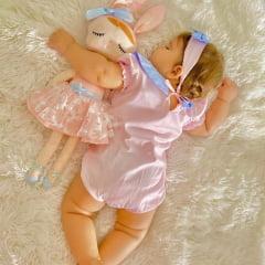Romper Infantil Metoo Doll Fada