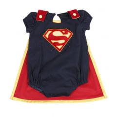 FANTASIA INFANTIL SUPER GIRL