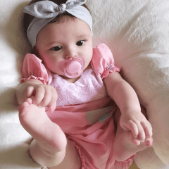 Conjunto Infantil Metoo Angela Rosa