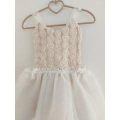 Vestido Infantil Encantada
